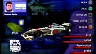 Formula 1 98 upgrade 2000 cars models