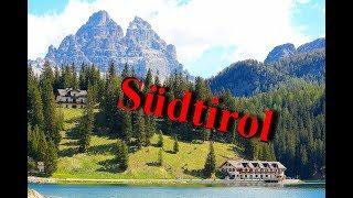Urlaub in Südtirol 2017 (Weltenbummler Reise)