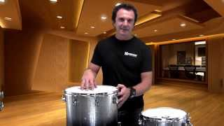 kickport floor tom tuning with fx series drum ports