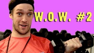 Repeat youtube video Baby Steps - Workout Wednesday #2