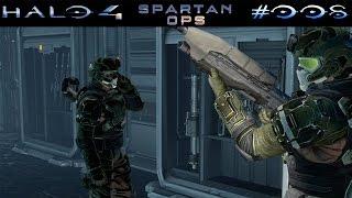 HALO 4: SPARTAN OPS | #008 - Artefakt: Hacksaw | Let's Play Halo The Master Chief Collection (DE)