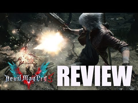 Devil May Cry 5 Review: Ssstylish Perfection thumbnail