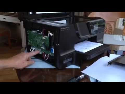 HP Officejet Pro 8600 Not Recognizing Ink Cartridges