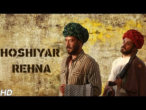 Hoshiyar Rehna Video Song - Baadshaho