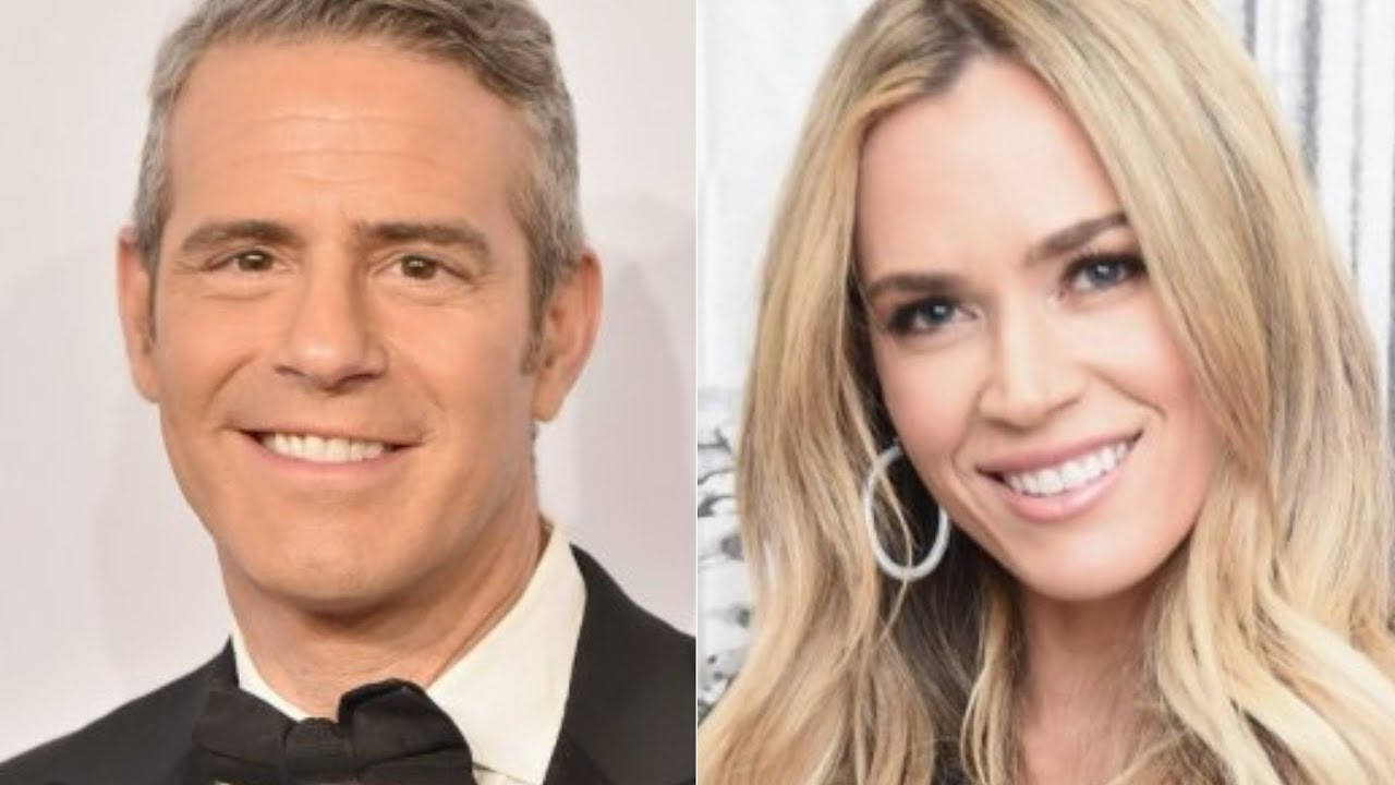 Download Here's What Andy Cohen Had To Say About Teddi Mellencamp's RHOBH's Dismissal