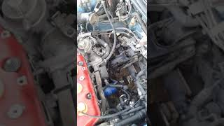 Honda Civic eg carburetor removal