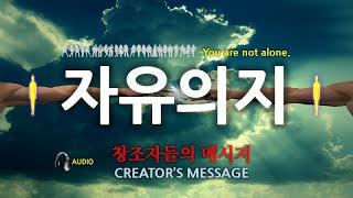 자유의지 : 2020.10. 31 / 창조자들의 메시지…