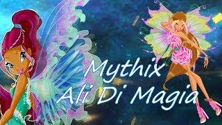 Winx Club~ Mythix, Ali Di Magia (Lyrics)