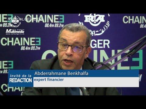 Abderrahmane Benkhalfa expert financier