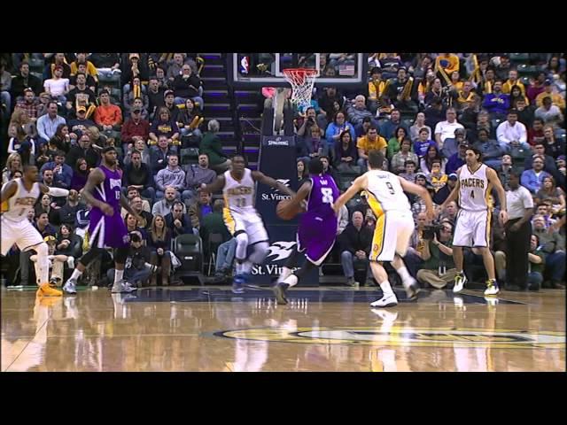 Top 10 NBA Plays: January 31st