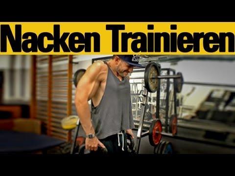 Nacken trainieren - welche Übungen, was ist richtig, was ist falsch ...