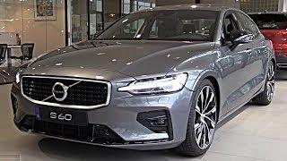 2019/2020 Volvo S60 R Design FULL REVIEW Interior Exterior Infotainment