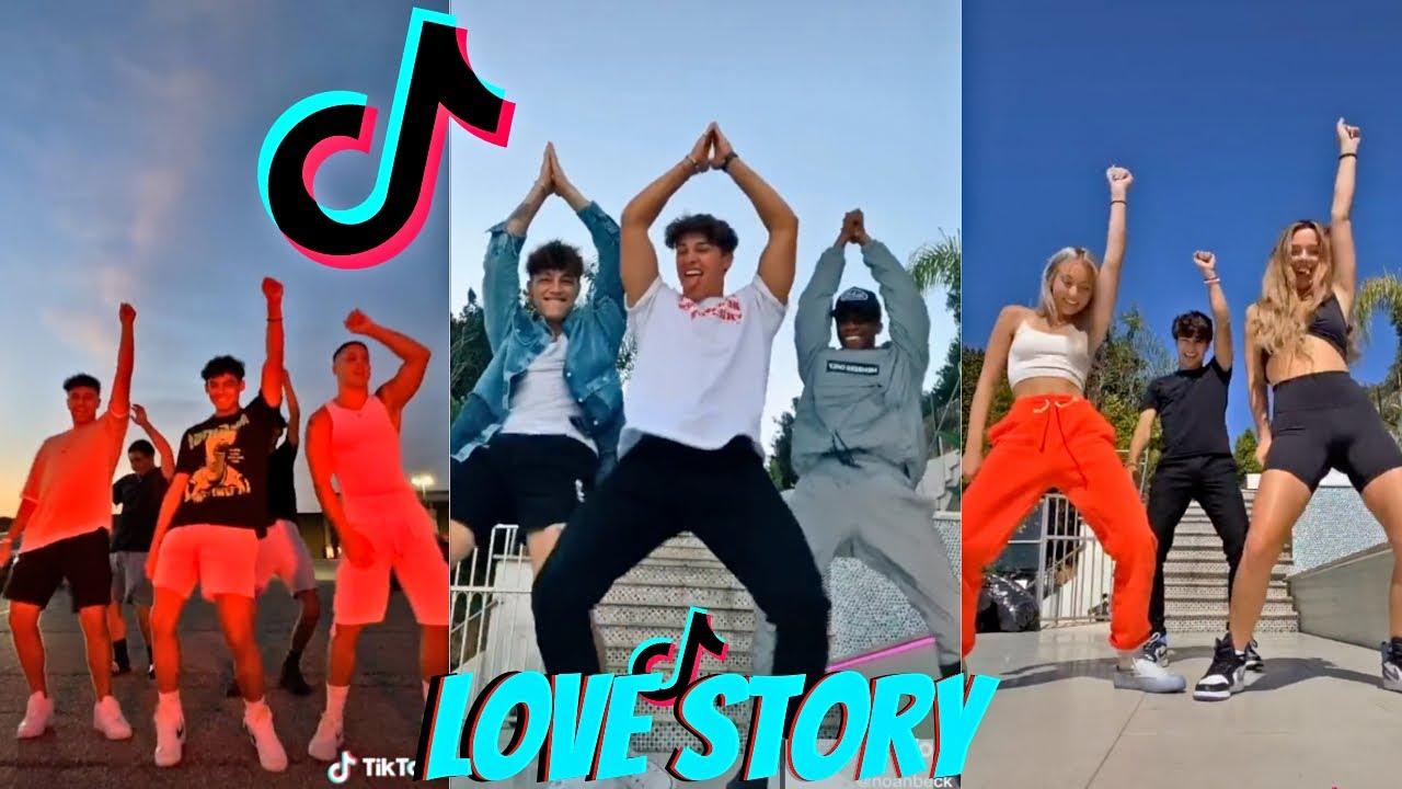 LOVE STORY (Marry Me Juliet) Dance Challenge | TikTok Compilation