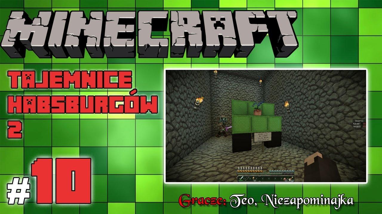 """Minecraft Escape: Tajemnice Habsburgów 2 z Teo! [10/10] – """"Bonus, maluch i kwiatek"""""""