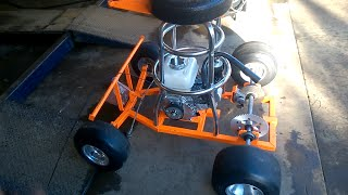 Auto Repairs - Bar Stool Racer ( Bar Stool Go Kart )