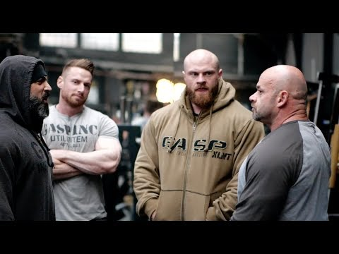Kings Gym - Branch Warren And Guy Cisternino: London Croydon - Day 1