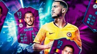 HAZARD POTM 93 en FUT CHAMPIONS!!! - FIFA 19 *HAZARD POTM*