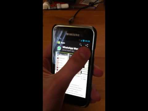 Galaxy S with ICS / Android 4.0 and Music Player (alpha 4 + latest kernel)