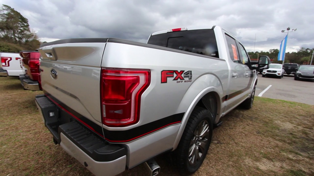 2017 Ford F 150 Fx4 And Super Crew Full In Depth Review Off Road Package You