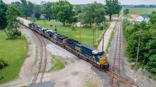 Railfanning CSX