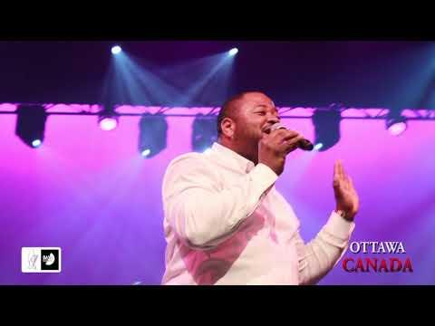 Concert Live Moise MBIYE ( Ottawa) deuxième partie
