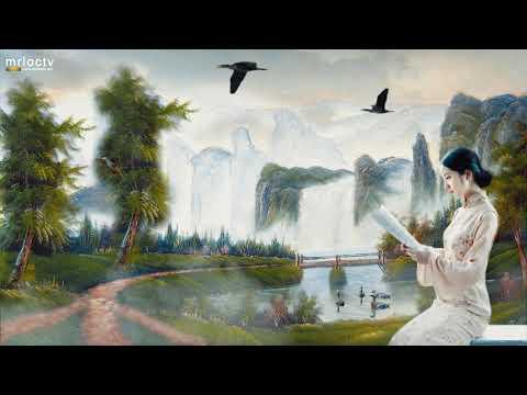 Cô gái hồng nhan - Tranh sơn thủy | Thơ song lục lục