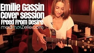 Cover Session Emilie Gassin Freed From Desire Gala