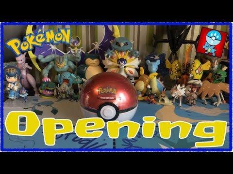 Pokemon TCG: Pokeball Tin Opening!