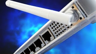 Security settings to turn on your router before it
