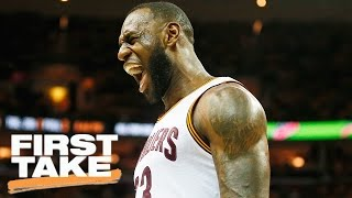 Have Opinions On The Cavaliers Changed? | First Take | May 2, 2017