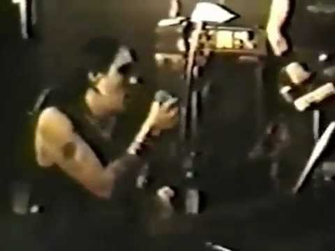 Extreme Noise Terror - London 1992