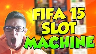 FIFA 15 SLOT MACHINE - LIMITED EDITION GAME MODE! Thumbnail