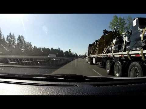 I-5 Drive Tacoma, Wa to Vancouver, WA