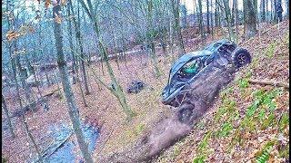 Crazy Climbs + Daring Descents - Maverick X3 Turbo, RZR XP Turbo, RZR 900S, Wildcat Sport thumbnail