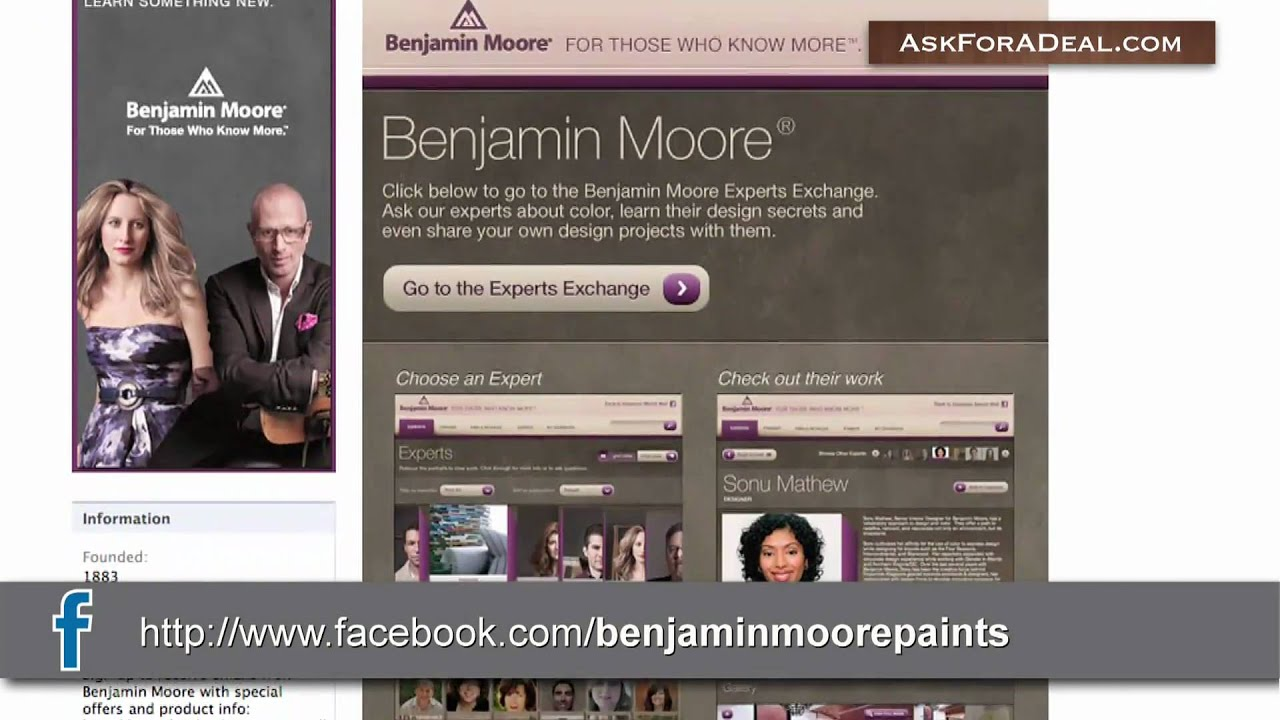 benjamin moore coupons youtube on benjamin moore coupon id=39740