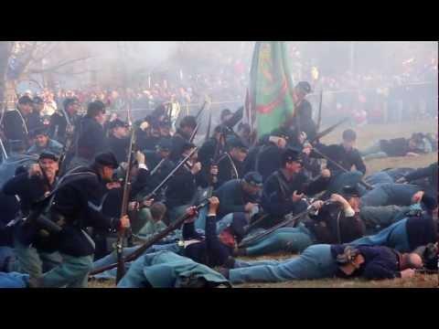 150th Fredericksburg Reenactment - Sunken Road and Marye's Heights