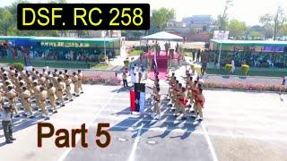 Pak Army Prade DSF RC 258 Part 5, Passing Out Prade    DSF Prade    Pak Army