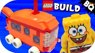 Lego Spongebob Squarepants Bikini Bottom Express 3830 Flash Speed Build