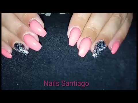 Unhas de Gel | Manutenção de Unhas / Nails Santiago - Célia Santiago