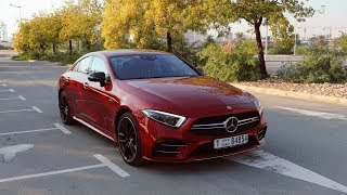 Mercedes-Benz AMG CLS 53 Infotainment & Interior Detailed Review