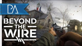 LIFE OF A WW1 MEDIC! - Beyond the Wire Gameplay