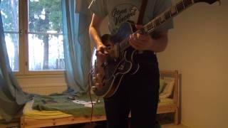 Hollywood Fats/Pee Wee Crayton inspired guitar tone