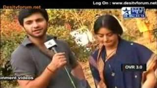 [SBS] 8th Mar 2011: Mishal & Mahhi (Dutta practicing martial arts)