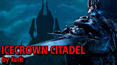Skyrim Mods Icecrown Citadel For Skyrim Youtube
