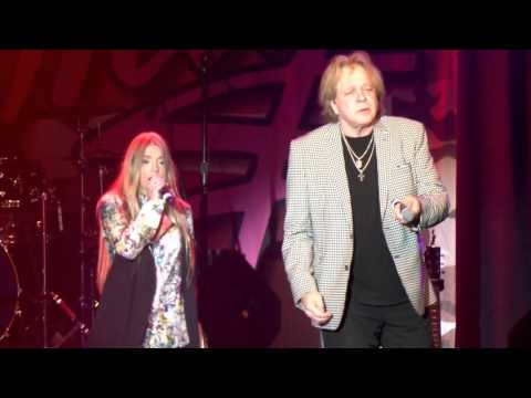 Eddie Money at Howard Perl Production's Rock & Roll to the Rescue.