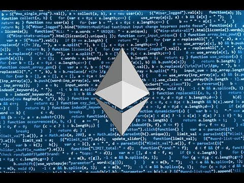 Ethereum Smart Contracts In Solidity 1 -  State, Functions, Modifiers and Events