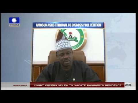 News@10: Mbu Promises Quality Security In S West Ahead Of May 29 Pt.2 26/05/15