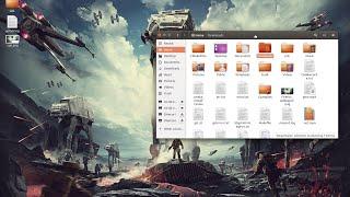 Ubuntu 16.04 - Unity7 horizontal launcher