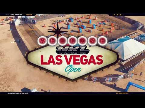 2018 NXL Las Vegas Open Paintball Highlight