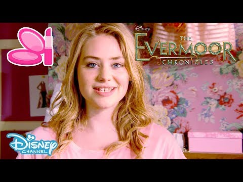 The Evermoor Chronicles  DIY Ombre Tutorial   Disney Channel UK